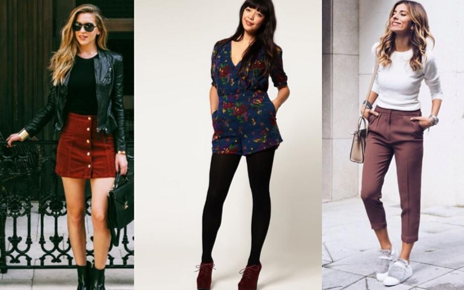 ¡35 ideas para ropa casual de otoño!