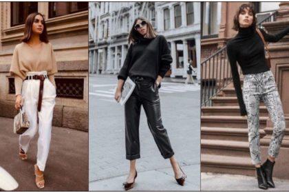 ¡5 pantalones que siempre debes tener en tu armario!