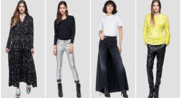 Nueva colección de mujer Replay para el invierno de 2020