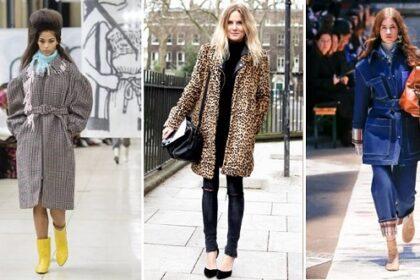 ¿Qué abrigos de mujer se llevarán mucho en 2020?