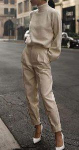 look beige para jurar