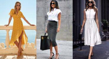 ¡Cómo vestirse para el verano en la oficina!